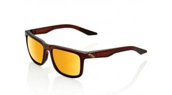 100% Blake Sport gafas tamaño unisize matte rootbeer (Mirror-lense)