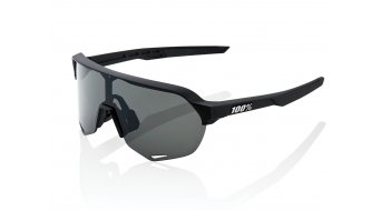 100% S2 Sonnenbrille unisize Soft Tact (Smoke lens)