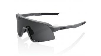 100% S3 Sonnenbrille Gr. unisize grey (Smoke-lens)