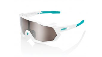 100% Speedtrap BORA - hansgrohe Special Edition Sport Brille Gr. unisize team white (Hiper Lens)