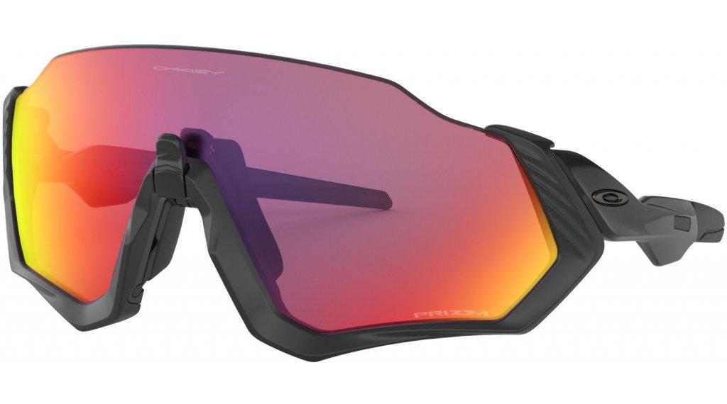 Oakley Flight Jacket PRIZM 眼镜 polished black/prizm 公路赛车