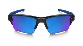 Oakley Flak 2.0 XL Brille polished black/sapphire iridium