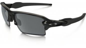 Oakley Flak 2.0 XL Polarized Brille polished black/black iridium polarized