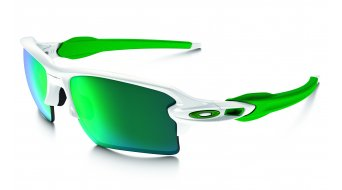 Oakley Flak 2.0 XL Brille polished white/jade iridium