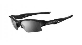 Oakley Flak Jacket XLJ Brille jet black/black iridium