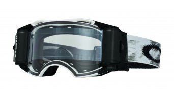Oakley Airbrake MX Goggle Race Ready matte_white_speed/clear_roll-off