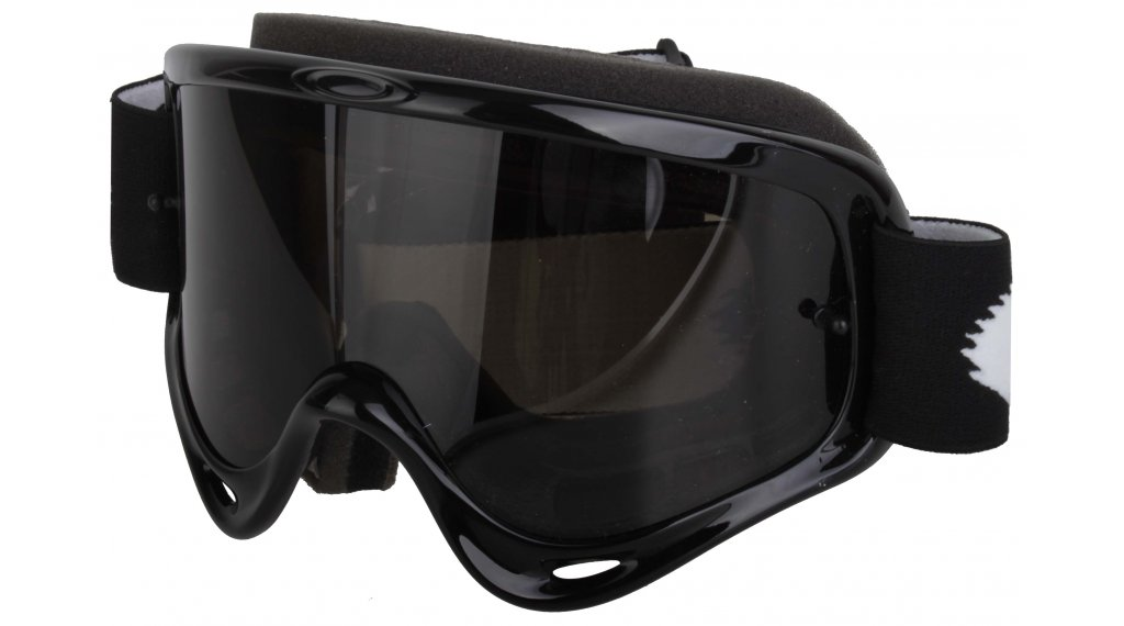 e64ca0c5561 Oakley O Frame MX Goggle jet black dark grey
