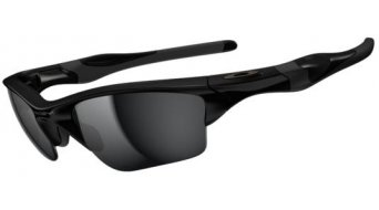 Oakley Half Jacket 2.0 XL Brille polished black/black iridium