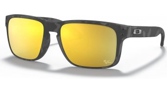 Oakley Holbrook PRIZM Brille Moto-GP Collection matte black tortoise/prizm 24k polarized