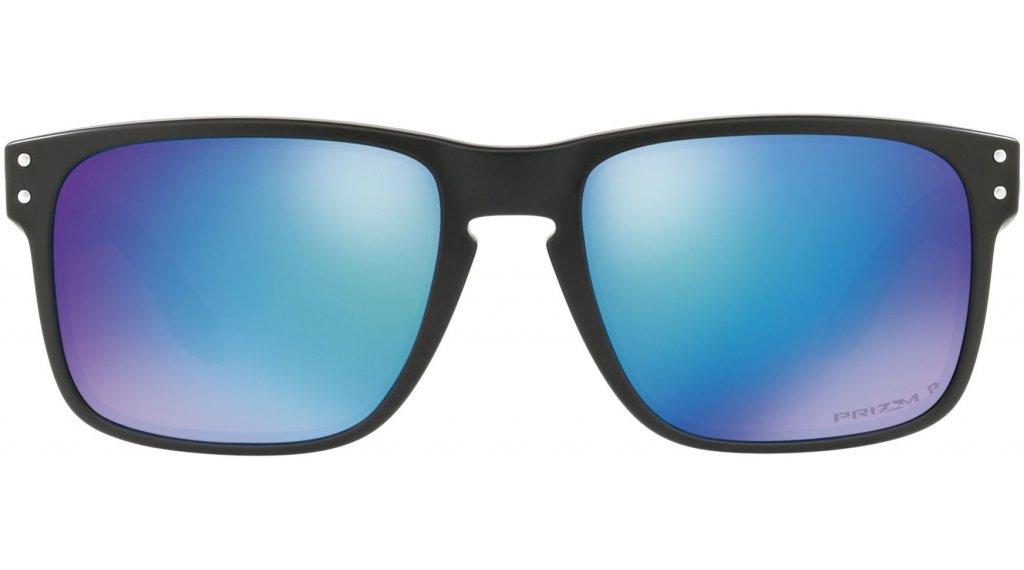 20c30caa6f9c8a Oakley Holbrook Prizm lunettes mat black prizm sapphire polarized