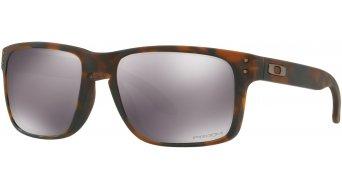 Oakley Holbrook PRIZM Brille matte brown tortoise/prizm black