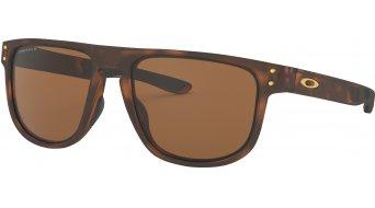 Oakley Holbrook R PRIZM Brille matte dark tortoise brown/prizm tungsten polarized