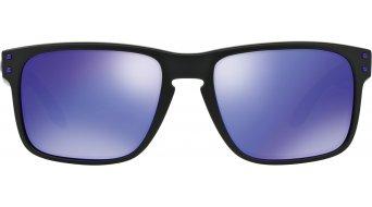Oakley Holbrook Brille Julian Wilson Signature Series matte black/violet iridium