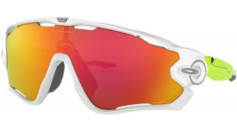 Oakley Jawbreaker PRIZM 眼镜 Origins Collection polished white/prizm ruby