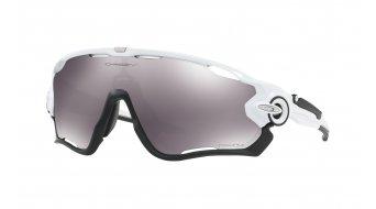 Oakley Jawbreaker PRIZM szemüveg polírozott white/PRIZM black