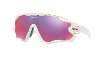 Oakley Jawbreaker PRIZM szemüveg Tour de France kiadás matte white/PRIZM road