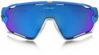 Oakley Jawbreaker Brille sky/sapphire iridium