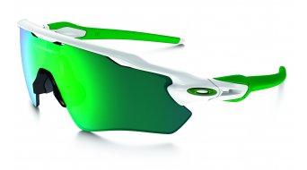 Oakley Radar EV Path occhiali polished white/jade iridium