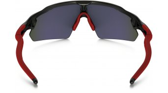 Oakley Radar EV Pitch gafas matte negro ink/positive rojo iridium