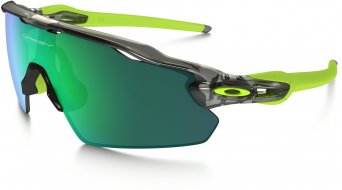 Oakley Radar EV Pitch gafas grey ink/jade iridium