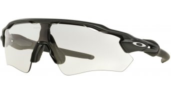 Oakley Radar EV Path Brille steel/clear black iridium photocromatic