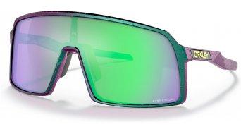Oakley Sutro PRIZM Brille Odyssey Collection green purple splatter/prizm road jade