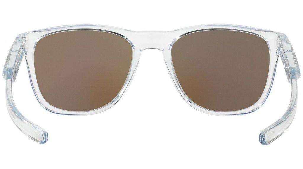 Oakley Trillbe X glasses mat clear sapphire iridium polarized 7c8e6fca4ad7