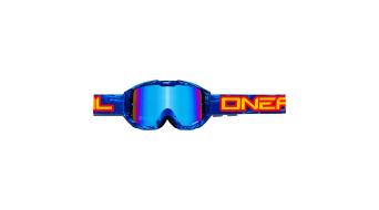 ONeal B1 RL Icebreaker Radium Goggle azul/negro(-a) Mod. 2017