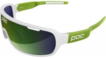 POC Do Blade Garmin/Cannondale glasses hydrogen white/cannon green//green/green mirror