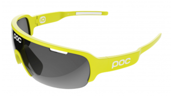 POC DO Half Blade Cannondale Limited Edition Brille unobtanium yellow