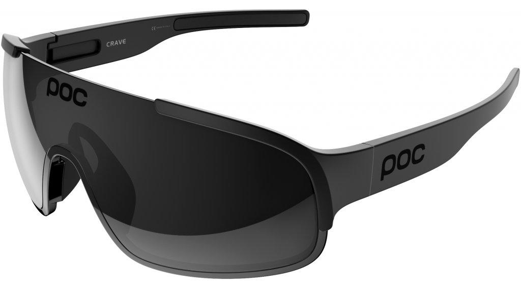 Sonnenbrille POC Crave Uranium Black ybVEd