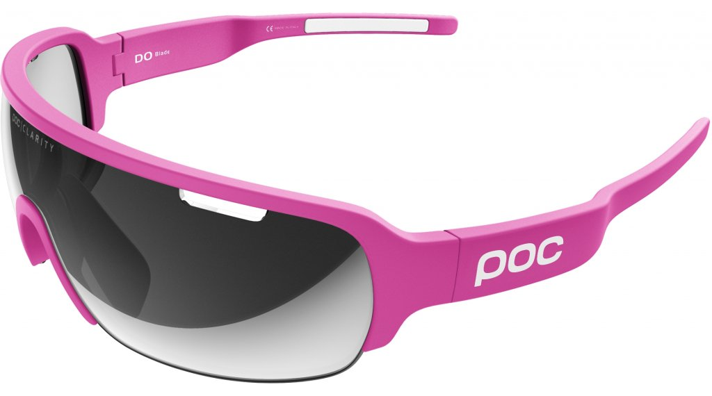 POC DO Half Blade EF Education First Edition 眼镜 fluorescent 粉色//violet/silver mirror 10.0