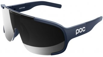 POC Aspire EF Education First Edition glasses lead blue/violet/silver mirror 10.0