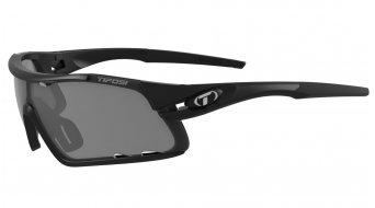Tifosi Davos glasses Frame:- mat-black-Lens:-smoke/ac-red/clear