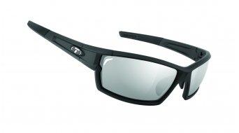 Tifosi Escalate SF Brille Frame:-matte-black-Lens:-smoke/ac-red(shield)//smoke/clear(full-frame)