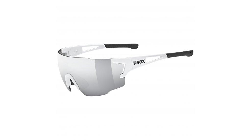 Uvex Sportstyle 804 occhiali bianco//mirror  argento  (S3)