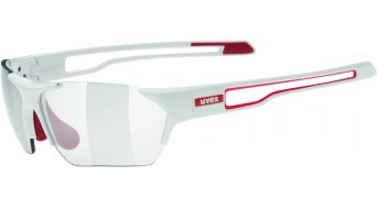 Uvex Sportstyle 202 Small Vario lunettes white red
