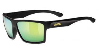 Uvex LGL 29 Lifestyle-gafas negro mat//mirror (S3)