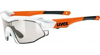 Uvex Variotronic S 眼镜 white 橙色 (S1-S3)