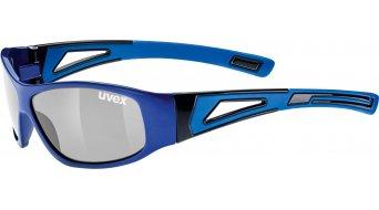 Uvex Sportstyle 509 bambini- occhiali blu//litemirror argento (S3)