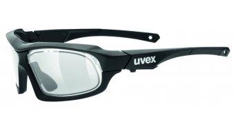 Uvex Variotronic FF glasses black mat (S1-S3)