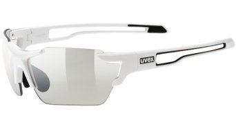 Uvex Sportstyle 803 Small Variomatic Brille white //variomatic smoke (S1-S3)
