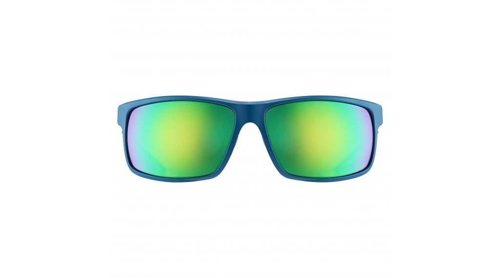 7728ce9e1 Uvex LGL 44 Colorvision Lifestyle-glasses blue matt//colorvision daily  green mirror (
