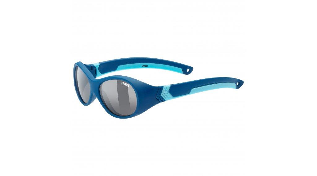 Uvex Sportstyle 510 Kinder-Brille darkblue //smoke (S3)