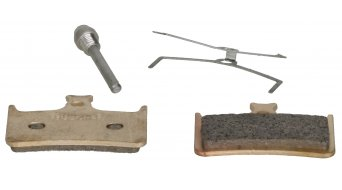 Hope Tech 3 E4/Race E4/Mono M4 discbrake pads (from 2013)