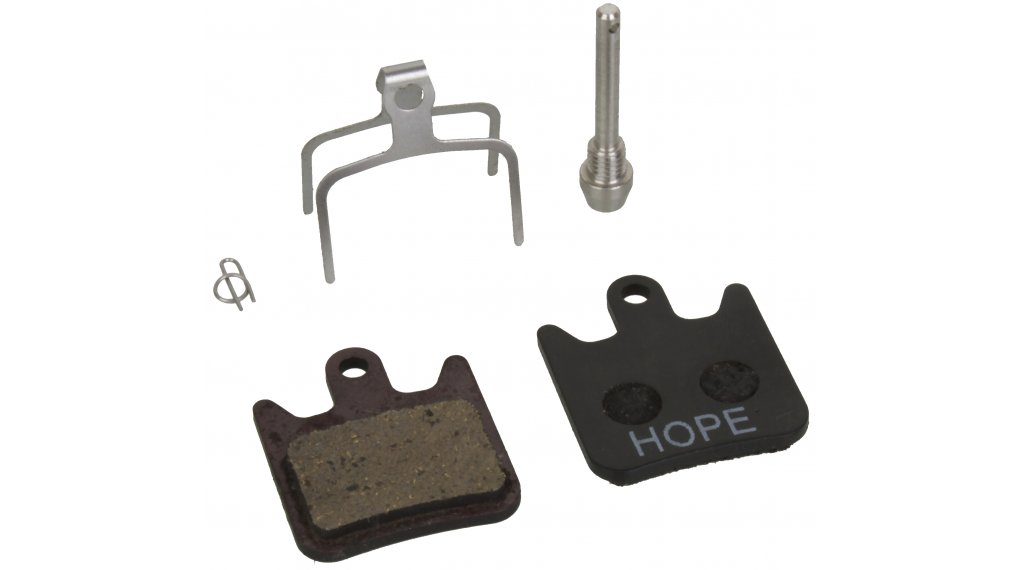 Hope Race X2 碟刹衬垫 标准 (Alu-自行车货架板)