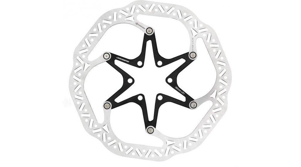 Jagwire PRO LR1 碟刹盘 6-孔 180mm 银色/黑色