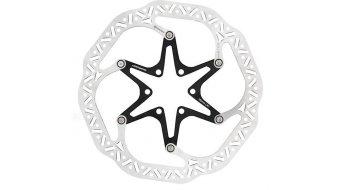 Jagwire Pro LR1 Bremsscheibe silber/schwarz