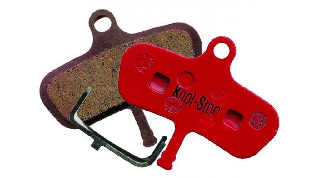 Kool-Stop Disc-Bremsbeläge Avid Code Stahl-Organisch