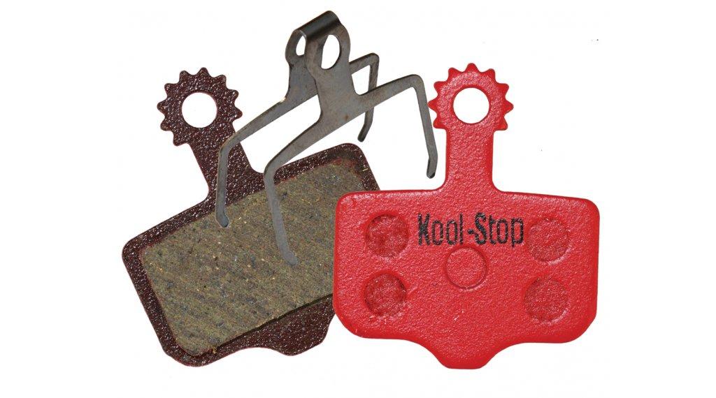Kool-Stop 碟刹-刹车衬垫 Avid Elixir/Sram XX X0 钢-有机的